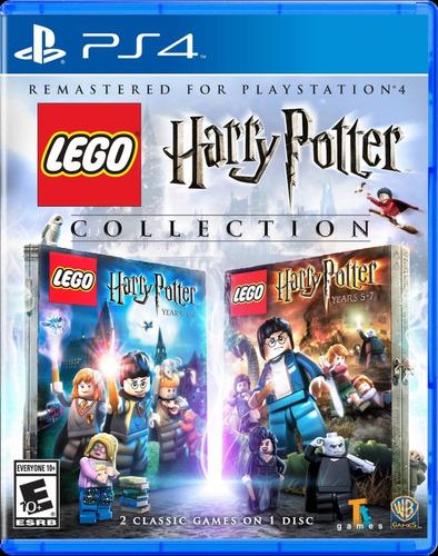 Imagen 1 de 1 de Lego Harry Potter Coleccion - Ps4 Fisico Nuevo Sellado