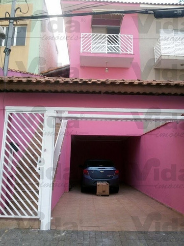 Casa Sobrado À Venda Em Santo Antônio  -  Osasco - 35191