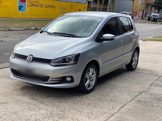 Volkswagen Fox 1.6 Highline