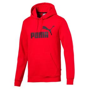 Moletom Puma Essentials Crew Sweat 851743-01