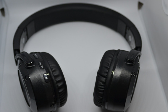 Headset Wireless Bluetooth Bateria 8h Grave Potente