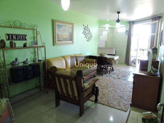 Apartamento No Centro De Búzios!!! - Ap0079
