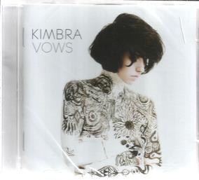 Cd - Kimbra - Vows - Lacrado