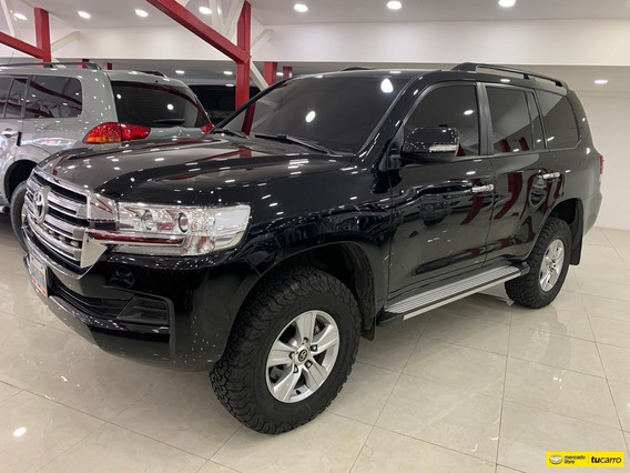 Toyota Land Cruiser Gx.r Blindada