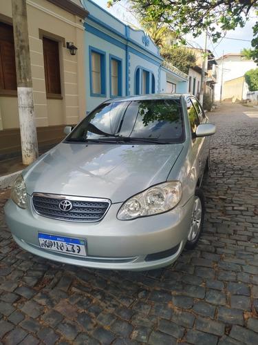 Imagem 1 de 10 de Toyota Corolla 2008 1.8 16v Xei Flex 5p