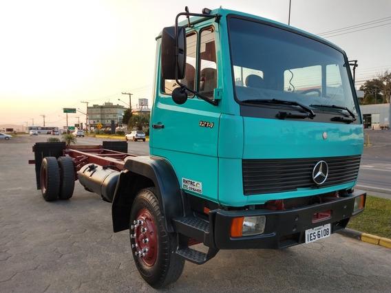 Mercedes-benz 1214 / 1218 Toco