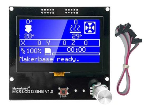 Display Lcd Mks 128x64