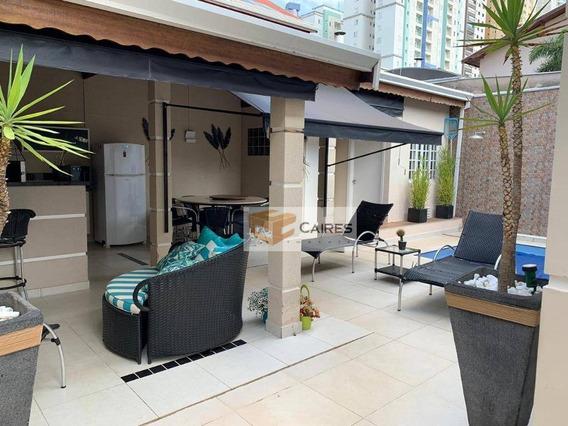 Casa Com 3 Dormitórios À Venda, 220 M² Por R$ 850.000,00 - Parque Das Flores - Campinas/sp - Ca2801
