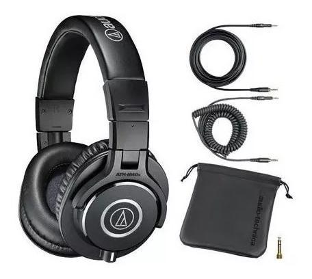 Audio Technica Ath-m40x Fone Estúdio Headphone