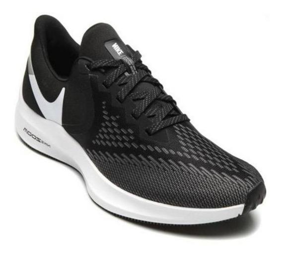 Tenis Nike Air Zoom Winflo 6 Preto