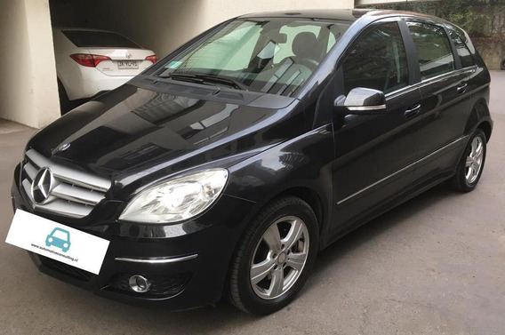 Mercedes Benz B200 2.0 Turbo 2010