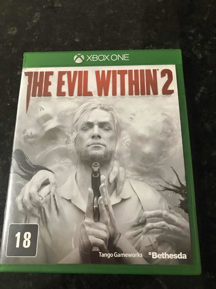 Jogo Xbox One The Evil Within 2 Original Mídia Física