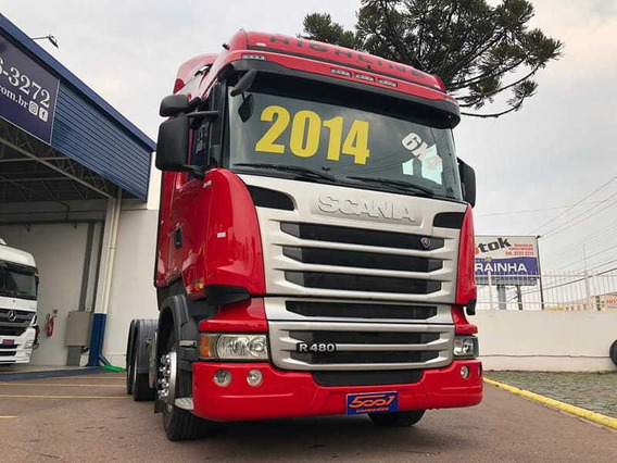 Scania R 480 6x4 Ano 2014 Highline
