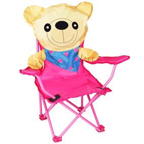 Cadeira Dobrável Infantil Para Criança Até 30 Kg Mor 2090