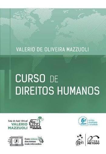 Curso De Direitos Humanos - Valerio Mazzuoli - 2019