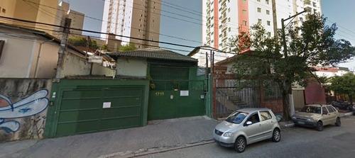 Imagem 1 de 2 de Galpão À Venda, 443 M² Por R$ 2.900.000,00 - Vila Prudente - São Paulo/sp - Ga0068