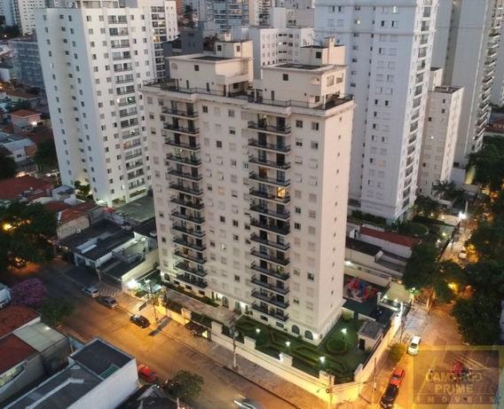 Apartamento Com 103 Metros Em Perdizes. Condição Imperdível! - Eb80940