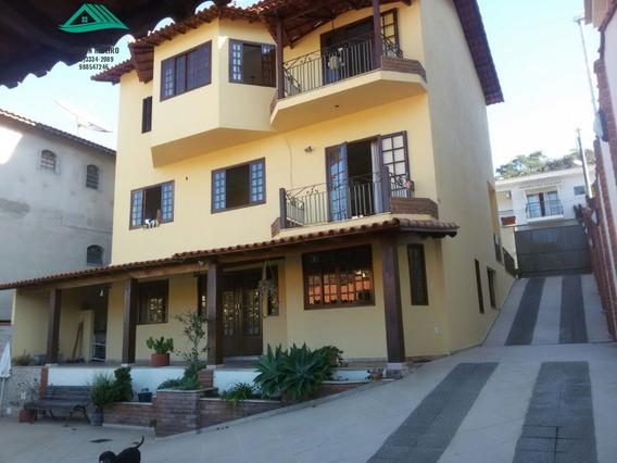 Casa A Venda No Bairro Solar Dos Lagos Em São Lourenço - - 195-1
