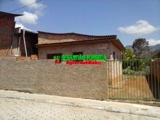 Casa De Dois Dormitórios Em Virginia Minas Gerais - 334