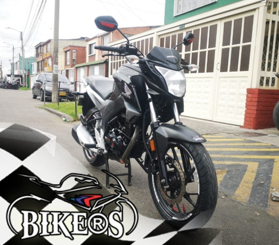 Honda Cb 160f Std 2018, Recibo Tu Moto @bikers