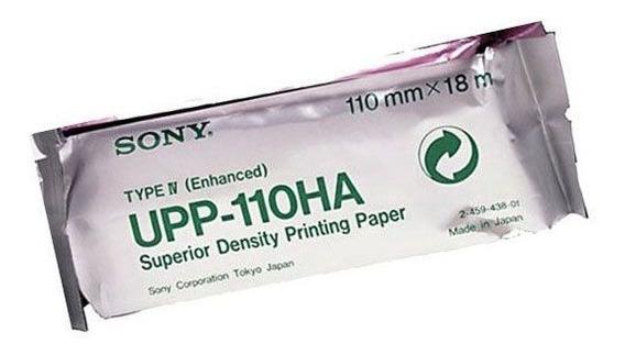 Papel Upp 110ha - 110x18m Sony Produto Original