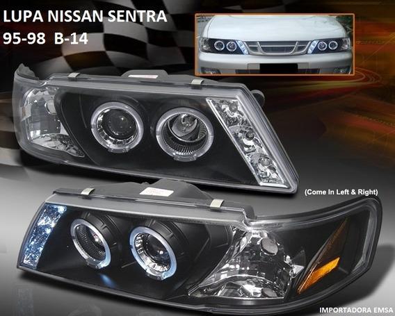 Focos Lupas Nissan Sentra 95 - 99 B14 , Oferta