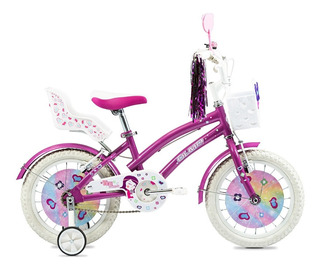 Bicicleta Olmo Tiny Friends Rod 16 Infantil - Star Cicles