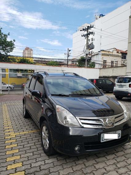 Nissan Grand Livina Sl Automático 2013
