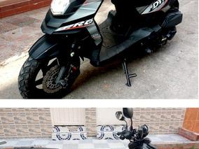 Moto Scooter Akt Mod.2018