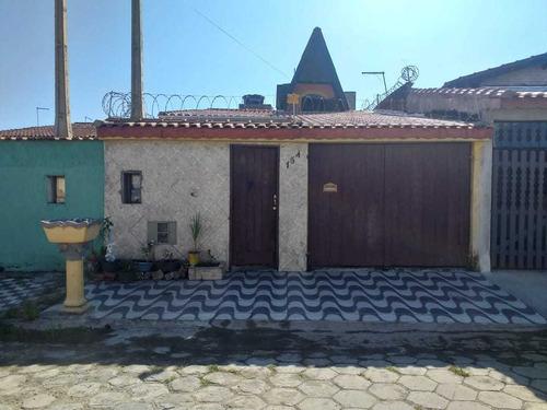 Imagem 1 de 14 de 5398 -  Casa 3 Dormitórios  Edícula Itaguaí Mongaguá