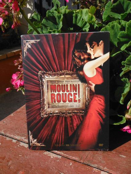 Molino Rojo - Dvd - Sellado Import. (01)