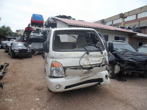 Sucata Hyundai Hr 2009 / 2010 Retirada De Peças