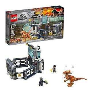 Lego Jurassic World Stygimoloch Breakout 75927kit De Const
