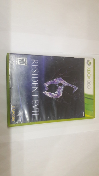 Jogo Original Midia Fisica Xbox 360 Resident Evil 6
