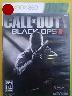 Call Of Duty Black Ops 2 Xbox 360 Infinity Games