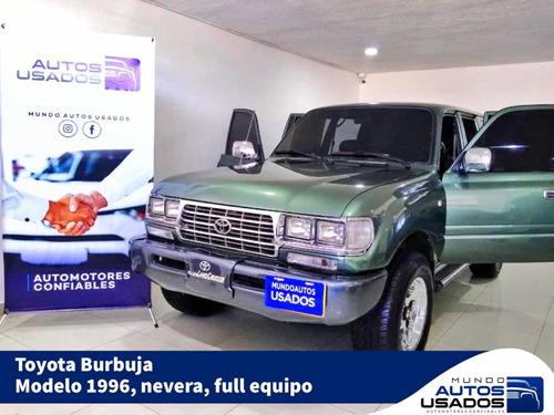 Toyota Burbuja 1996 4.5 Vx Fzj80