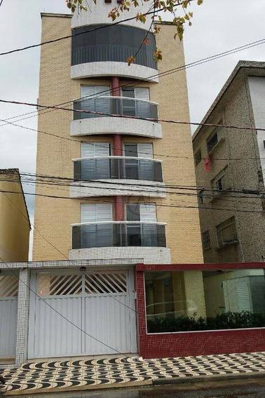 Apartamento Com 3 Dormitórios, 3 Suítes, 2 Vagas À Venda, 100 M² Por R$ 520.000 - Vila Valença - São Vicente/sp - Ap5584