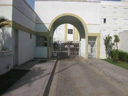 Apartamento À Venda, 62 M² Por R$ 130.000,00 - Éden - Sorocaba/sp - Ap8789