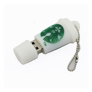 Memoria Usb Vaso Starbucks 8 Gb