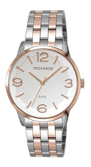 Relógio Technos Feminino Misto 2035aaj/5b