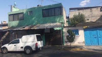 Casa Sola En Venta En San José, Tláhuac, Distrito Federal