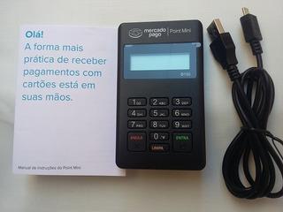 Maquineta Maquininha Cartão- A Point Mini C/ Envio Imediato
