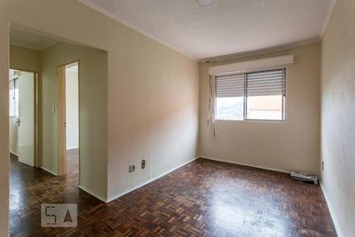 Apartamento No 3º Andar Com 2 Dormitórios E 1 Garagem - Id: 892906762 - 206762