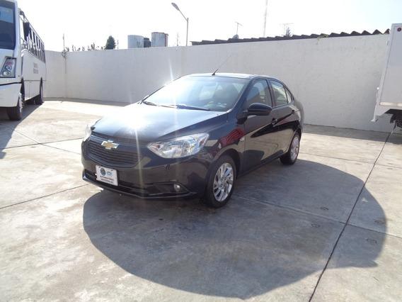 Chevrolet Aveo 1.6 Ng Paq. C Lt Mt 2019 Negro