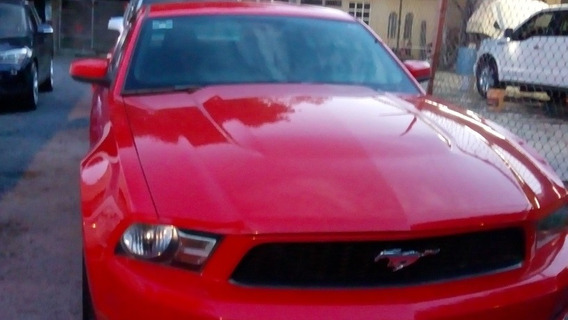 Ford Mustang Shelby Coupe Mt 2011