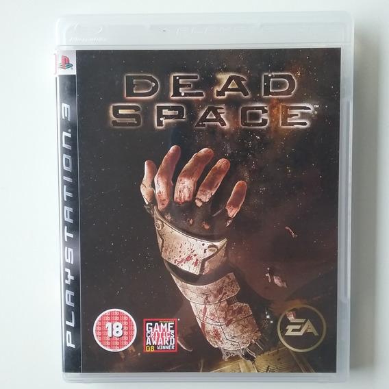 Dead Space 1 Para Ps3 Mídia Física Original Perfeito