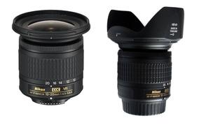 Lente Nikon 10-20