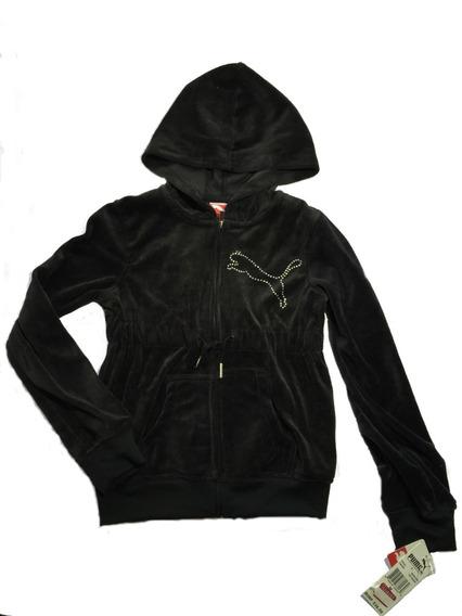 Jaqueta/casaco/suéter/moletom Puma Plush Juvenil/infantil Pt