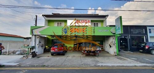 Imagem 1 de 4 de Comercial - Aluguel - Jardim Santa Izabel - Cod. 329 - L329