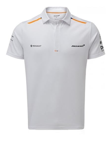 Camisa Polo Mclaren Renault Colección **2019**